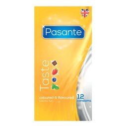 pasante-kondom-taste-12-pack