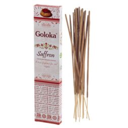 rökelse-insense-sticks-indisk-goloka-nagchampa-saffron-saffran