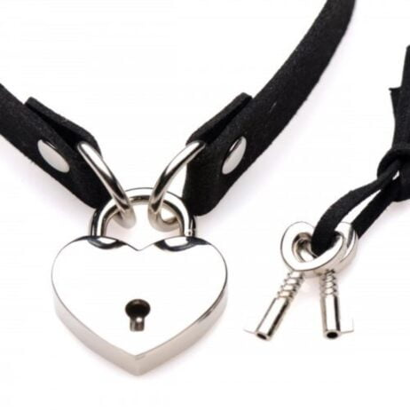 halsband-choker-collar-heart-hjärta